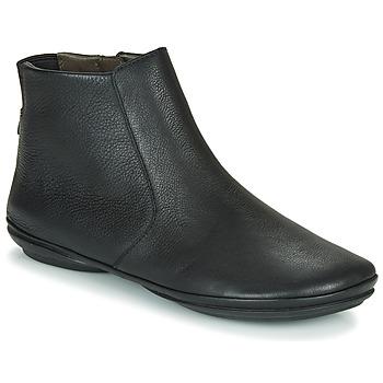 Cipők Női Csizmák Camper RIGHT NINA Fekete
