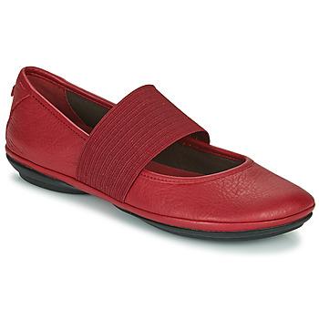 Cipők Női Balerina cipők  Camper RIGHT NINA Piros