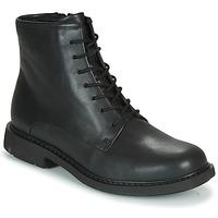 Cipők Női Csizmák Camper MILX Fekete