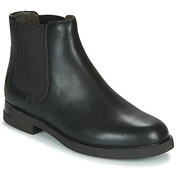 Cipők Női Csizmák Camper IMN0 Fekete