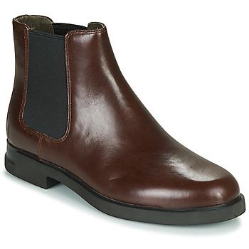 Cipők Női Csizmák Camper IMN0 Barna