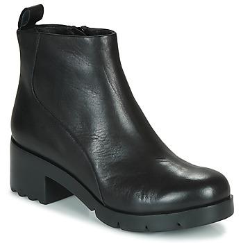 Cipők Női Bokacsizmák Camper WND0 Fekete