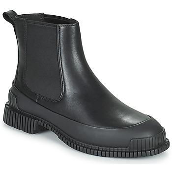 Cipők Női Csizmák Camper PIX1 Fekete