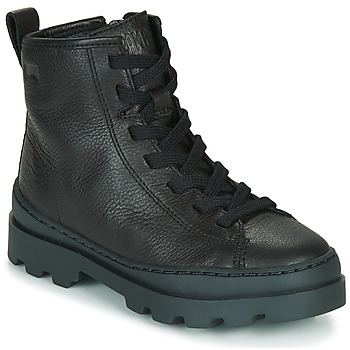 Cipők Gyerek Csizmák Camper BRUTUS Fekete
