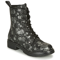 Cipők Női Csizmák Dockers by Gerli 45PN201 Fekete