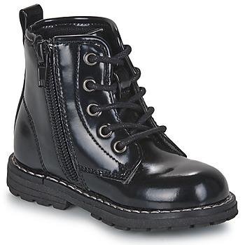 Cipők Lány Csizmák Chicco COLLES Fekete