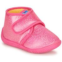 Cipők Lány Mamuszok Chicco TAXO Rózsaszín