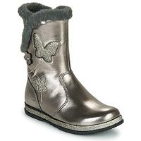 Cipők Lány Városi csizmák Chicco CAMPANELLA Ezüst