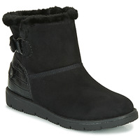 Cipők Női Csizmák Tom Tailor 93105-NOIR Fekete
