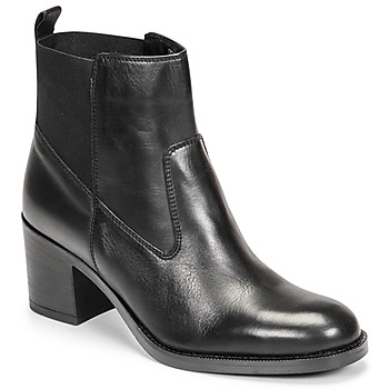 Cipők Női Bokacsizmák Clarks MASCARPONE LO Fekete
