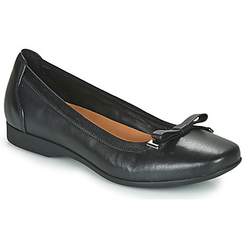 Cipők Női Balerina cipők  Clarks UN DARCEY BOW Fekete