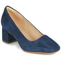 Cipők Női Félcipők Clarks SHEER ROSE 2 Tengerész
