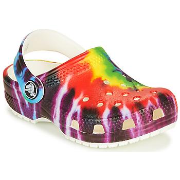 Cipők Gyerek Klumpák Crocs CLASSIC TIE DYE GRAPHIC CLOG K Sokszínű
