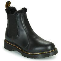 Cipők Női Csizmák Dr Martens 2976 LEONORE Fekete