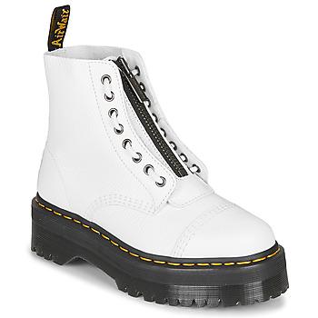 Cipők Női Csizmák Dr Martens Sinclair Fehér