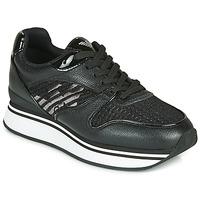 Cipők Női Rövid szárú edzőcipők Emporio Armani X3X046-XM547 Fekete