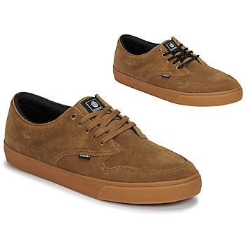 Cipők Férfi Rövid szárú edzőcipők Element TOPAZ C3 Bézs