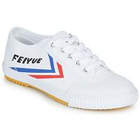 Cipők Rövid szárú edzőcipők Feiyue FE LO 1920 Fehér / Kék / Piros