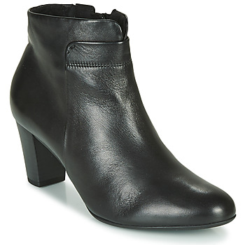 Cipők Női Bokacsizmák Gabor 5296157 Fekete