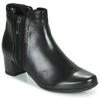 Cipők Női Bokacsizmák Gabor 5282857 Fekete