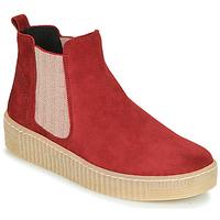 Cipők Női Csizmák Gabor 5373118 Piros