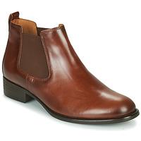 Cipők Női Bokacsizmák Gabor 5164020 Teve
