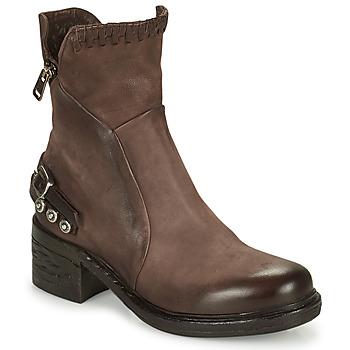 Cipők Női Csizmák Airstep / A.S.98 NOVA 17 Barna