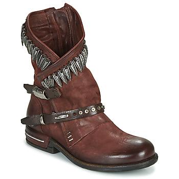 Cipők Női Csizmák Airstep / A.S.98 TIAL FOGLIE Barna