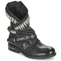 Cipők Női Csizmák Airstep / A.S.98 TIAL FOGLIE Fekete
