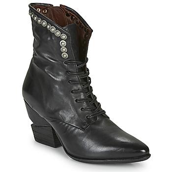 Cipők Női Bokacsizmák Airstep / A.S.98 TINGET LACE Fekete