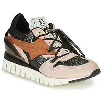 Cipők Női Rövid szárú edzőcipők Airstep / A.S.98 DENASTAR Rózsaszín