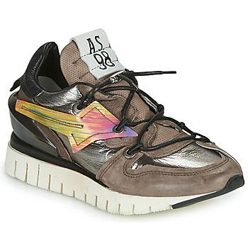 Cipők Női Rövid szárú edzőcipők Airstep / A.S.98 DENASTAR Szürke
