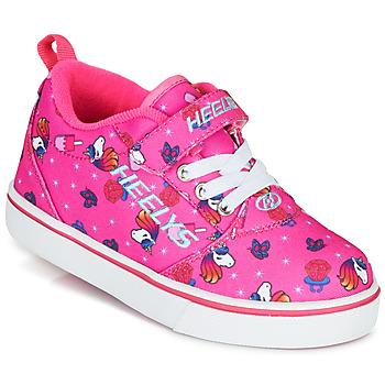 Cipők Lány Gurulós cipők Heelys PRO 20 X2 Rózsaszín