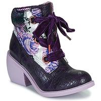 Cipők Női Csizmák Irregular Choice SCARPER Lila