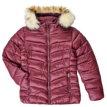 Ruhák Lány Steppelt kabátok Kaporal MADO Bordó