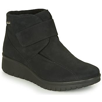 Cipők Női Csizmák Romika Westland CALAIS 53 Fekete