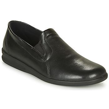 Cipők Férfi Belebújós cipők Romika Westland BELFORT 88 Fekete