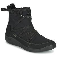 Cipők Női Csizmák Romika Westland MONTPELLIER 01 Fekete