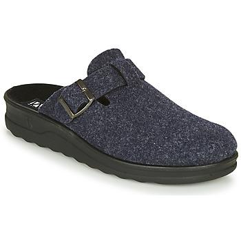 Cipők Férfi Mamuszok Romika Westland METZ 240 Kék