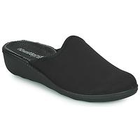 Cipők Női Mamuszok Romika Westland AVIGNON 315 Fekete