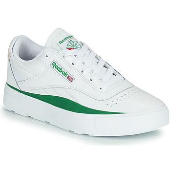 Cipők Rövid szárú edzőcipők Reebok Classic REEBOK LEGACY COURT Fehér / Bézs / Zöld