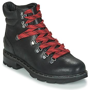 Cipők Női Csizmák Sorel LENNOX HIKER Fekete