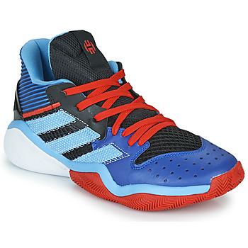 Cipők Kosárlabda adidas Performance Harden Stepback Kék / Fekete