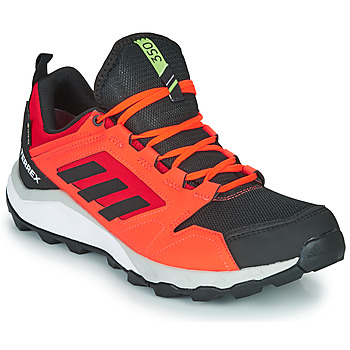 Cipők Férfi Futócipők adidas Performance TERREX AGRAVIC TR G Piros / Fekete
