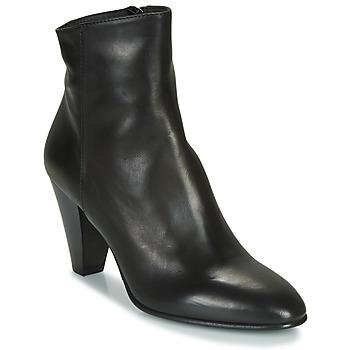Cipők Női Bokacsizmák Fru.it ROMA Fekete