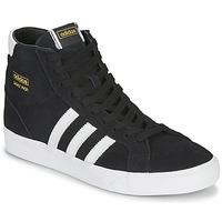 Cipők Magas szárú edzőcipők adidas Originals BASKET PROFI Fekete