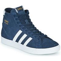 Cipők Magas szárú edzőcipők adidas Originals BASKET PROFI Kék