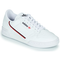 Cipők Rövid szárú edzőcipők adidas Originals CONTINENTAL 80 VEGA Fehér