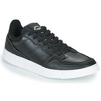 Cipők Rövid szárú edzőcipők adidas Originals SUPERCOURT Fekete