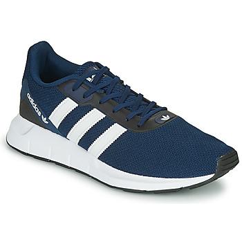 Cipők Rövid szárú edzőcipők adidas Originals SWIFT RUN RF Tengerész